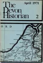 The Devon Historian No.2 - Click to view larger image.