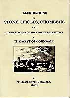 Illustrations of Stone Circles, Cromlehs and Other Remains of the Aboriginal Britons in the West of Cornwall - Click to view larger image.
